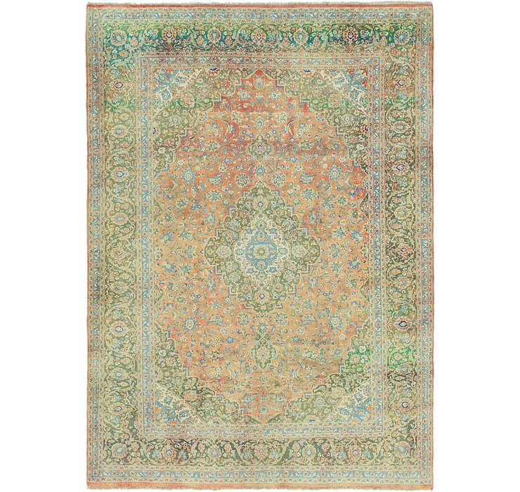 HandKnotted 10' 2 x 12' Mashad Persian Rug