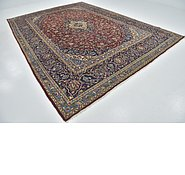 Link to 9' 7 x 13' 6 Kashan Persian Rug