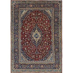 9' 7 x 13' 6 Kashan Persian Rug