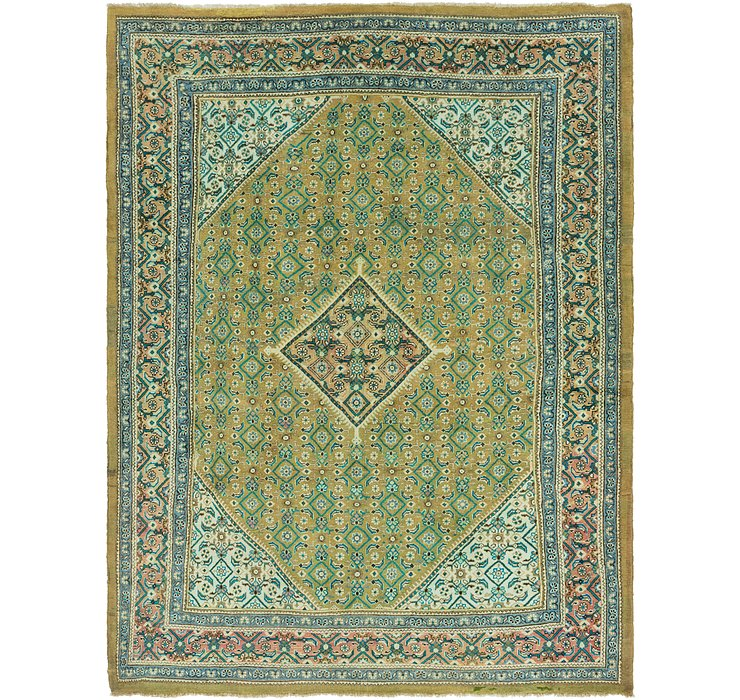 9' 5 x 12' 5 Farahan Persian Rug