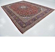 Link to 9' 10 x 13' 10 Kashan Persian Rug