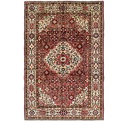 Link to 7' 2 x 11' Hossainabad Persian Rug