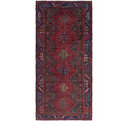 Link to 4' 5 x 9' 9 Gholtogh Persian Runner Rug
