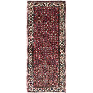 Link to 4' 2 x 10' 3 Hossainabad Persian Run... item page