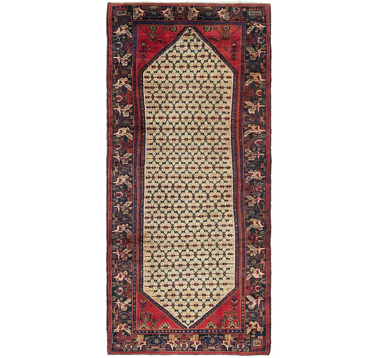5' x 11' 3 Koliaei Persian Runner ...