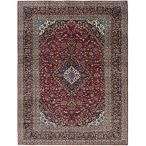 Link to 10' x 13' Mashad Persian Rug item page