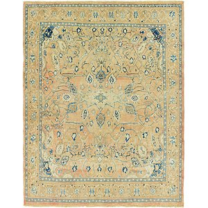 Link to 10' 3 x 13' Farahan Persian Rug item page