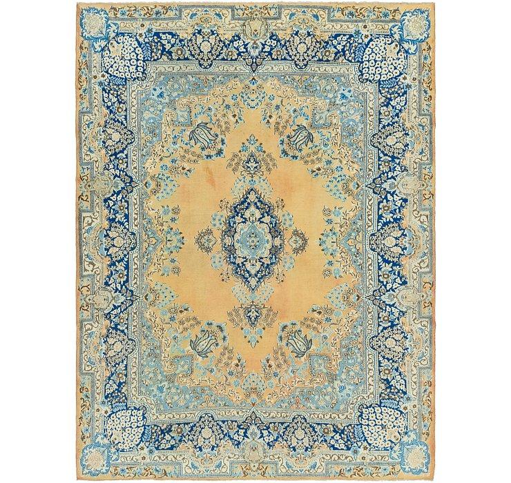 9' 7 x 12' 7 Kerman Persian Rug