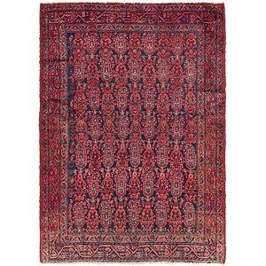 4' 3 x 6' 2 Malayer Persian Rug