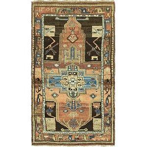 Link to 3' 3 x 6' Saveh Persian Rug item page