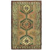 Link to 3' 5 x 5' 8 Meshkin Persian Rug