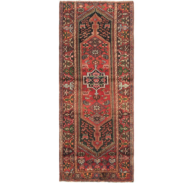 3' 2 x 11' 5 Darjazin Persian Runner...