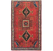Link to 3' 7 x 5' 10 Gholtogh Persian Rug