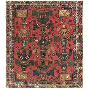 4' 6 x 5' 3 Malayer Persian Rug