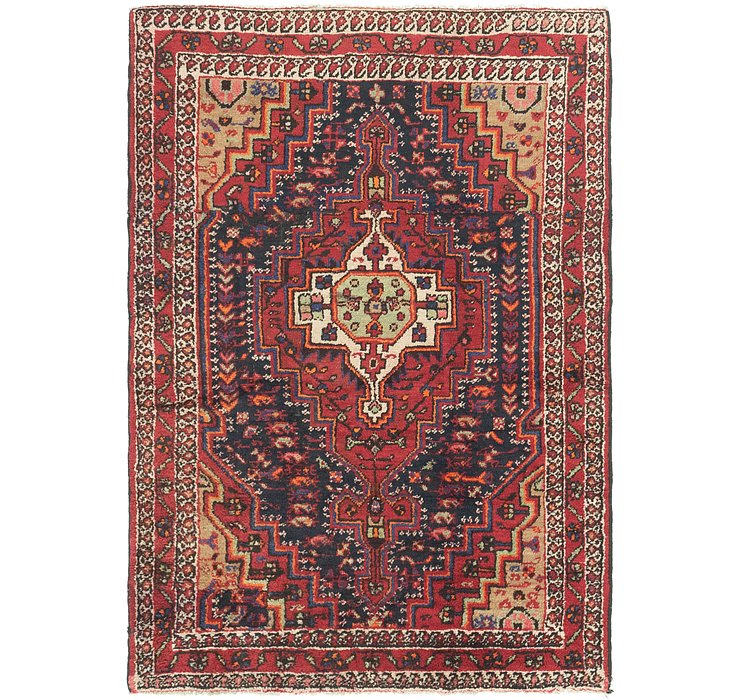 142cm x 203cm Tuiserkan Persian Rug