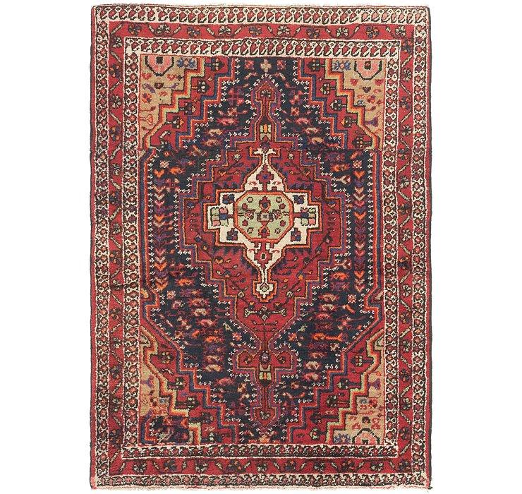 4' 8 x 6' 8 Tuiserkan Persian Rug