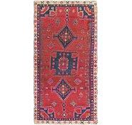 Link to 3' 5 x 7' 5 Ferdos Persian Runner Rug