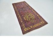 Link to 3' 8 x 8' 6 Tabriz Persian Runner Rug
