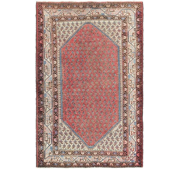 4' x 6' 7 Botemir Persian Rug