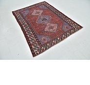 Link to 4' 9 x 6' 9 Zanjan Persian Rug