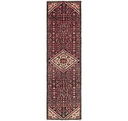 Link to 2' 9 x 9' 10 Hossainabad Persian Runner Rug