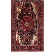 Link to 5' 5 x 8' 7 Mazlaghan Persian Rug