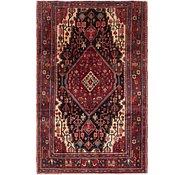 Link to 165cm x 262cm Mazlaghan Persian Rug