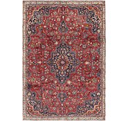 Link to 7' x 10' 6 Mashad Persian Rug