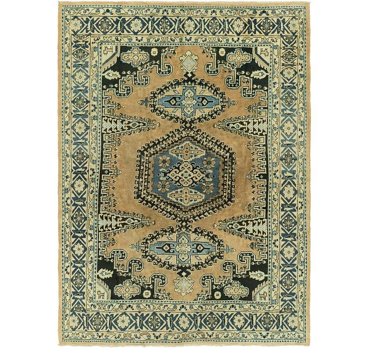 7' 4 x 10' 5 Viss Persian Rug