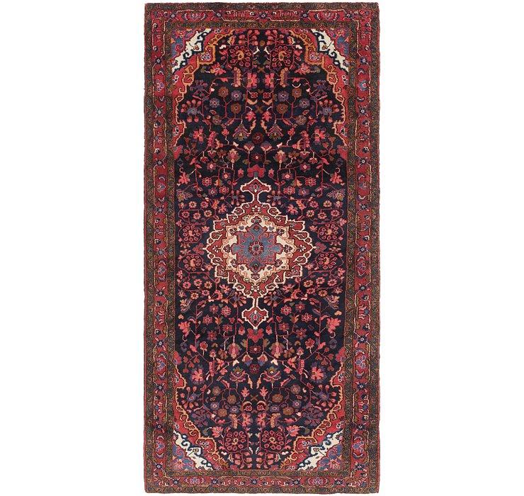 5' 2 x 11' 2 Jozan Persian Runner Rug