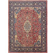 Link to 10' 3 x 14' Sarough Persian Rug