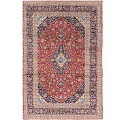 Link to 9' 6 x 14' 2 Kashan Persian Rug