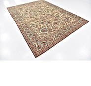 Link to 7' 10 x 11' Tabriz Persian Rug