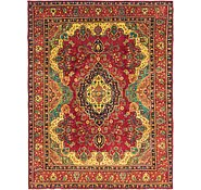 Link to 10' 2 x 13' 3 Tabriz Persian Rug