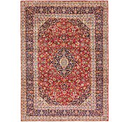 Link to 9' 10 x 13' 3 Kashan Persian Rug