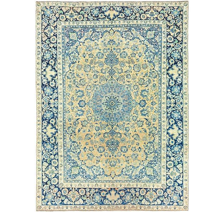 9' 5 x 12' 9 Isfahan Persian Rug