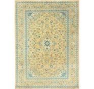 Link to 9' 2 x 12' 5 Kashan Persian Rug