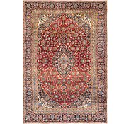 Link to 8' 9 x 13' Kashan Persian Rug