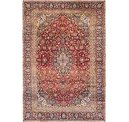 Link to 267cm x 395cm Kashan Persian Rug