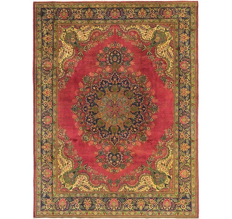292cm x 380cm Tabriz Persian Rug