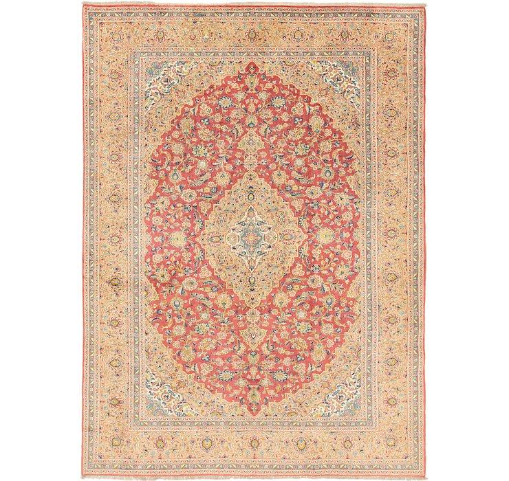 9' 3 x 13' 3 Kashan Persian Rug