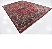 Link to 9' 9 x 13' 7 Mashad Persian Rug