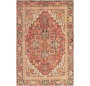 Link to 7' 4 x 10' 3 Heriz Persian Rug