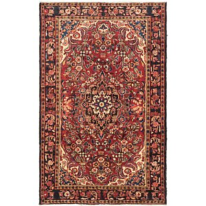 Link to 5' x 8' 7 Borchelu Persian Rug item page
