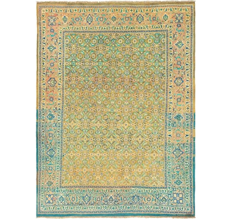 9' 3 x 12' 5 Farahan Persian Rug