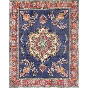 Link to 305cm x 380cm Tabriz Persian Rug item page