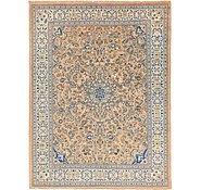 Link to 10' 7 x 14' Sarough Persian Rug