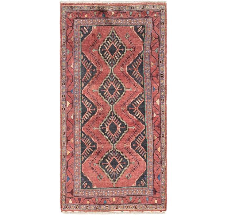 135cm x 292cm Chenar Persian Runner Rug
