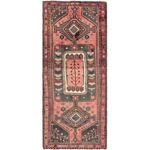 4' 2 x 10' Sirjan Persian Runner Rug