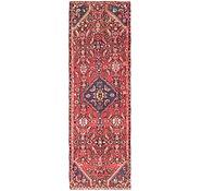 Link to 2' 10 x 9' Hamedan Persian Runner Rug